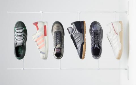 知名设计师联名款!Craig Green x adidas系列即将登场!