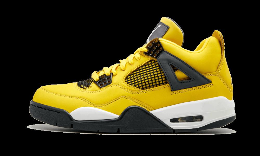 天价球鞋电母AJ4复刻回归!明年8月发售! 货号:CT8527-700