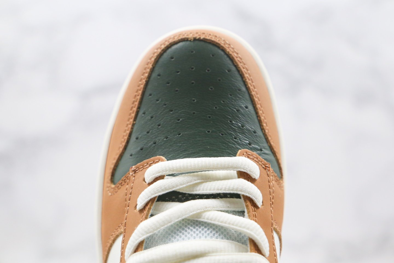 耐克Nike Dunk SB LOW EclipseNK Dunk SB LOW Eclipse纯原版本低帮SB DUNK蒸汽机棕黄白色板鞋内置Zoom气垫原盒原标 货号:304292-271