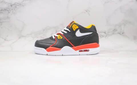 耐克Nike Air Flight 89纯原版本星际篮球鞋主题黑红色篮球鞋内置气垫 货号:DD1171-001