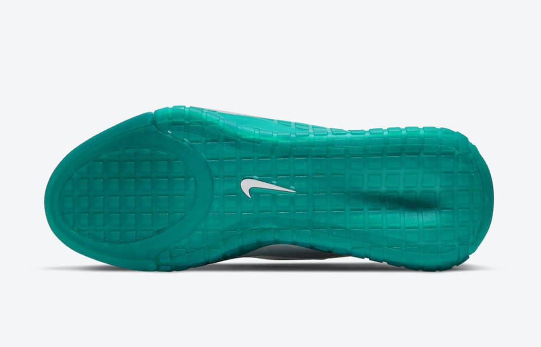 Nike自动系带跑鞋Adapt Auto Max全新湖水绿配色曝光!清新十足! 货号:CZ6799-001