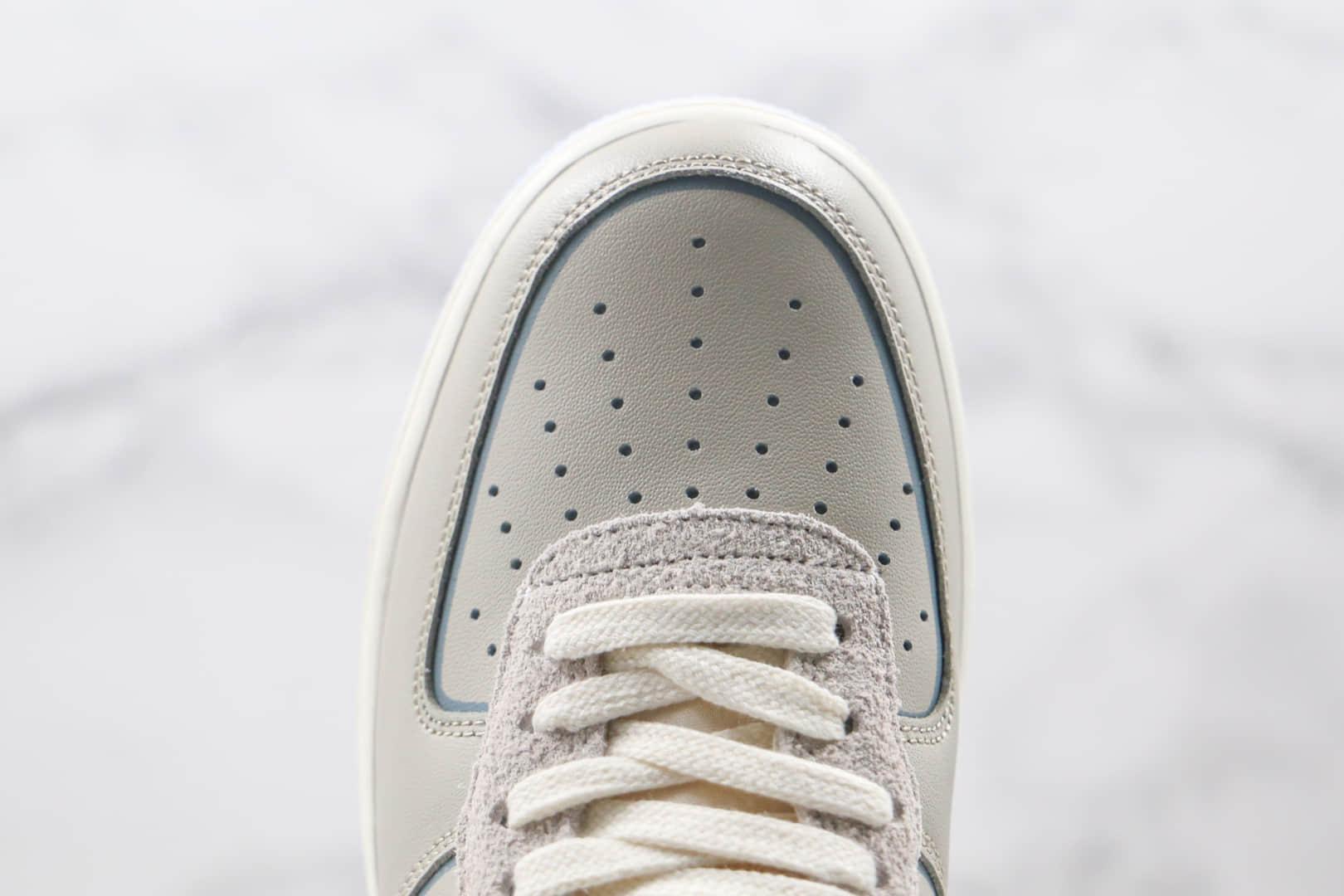 耐克Nike Air Force1 LOW'07纯原版本低帮空军一号上海沪限定配色板鞋原档案数据开发原盒原标 货号:CT3824-001