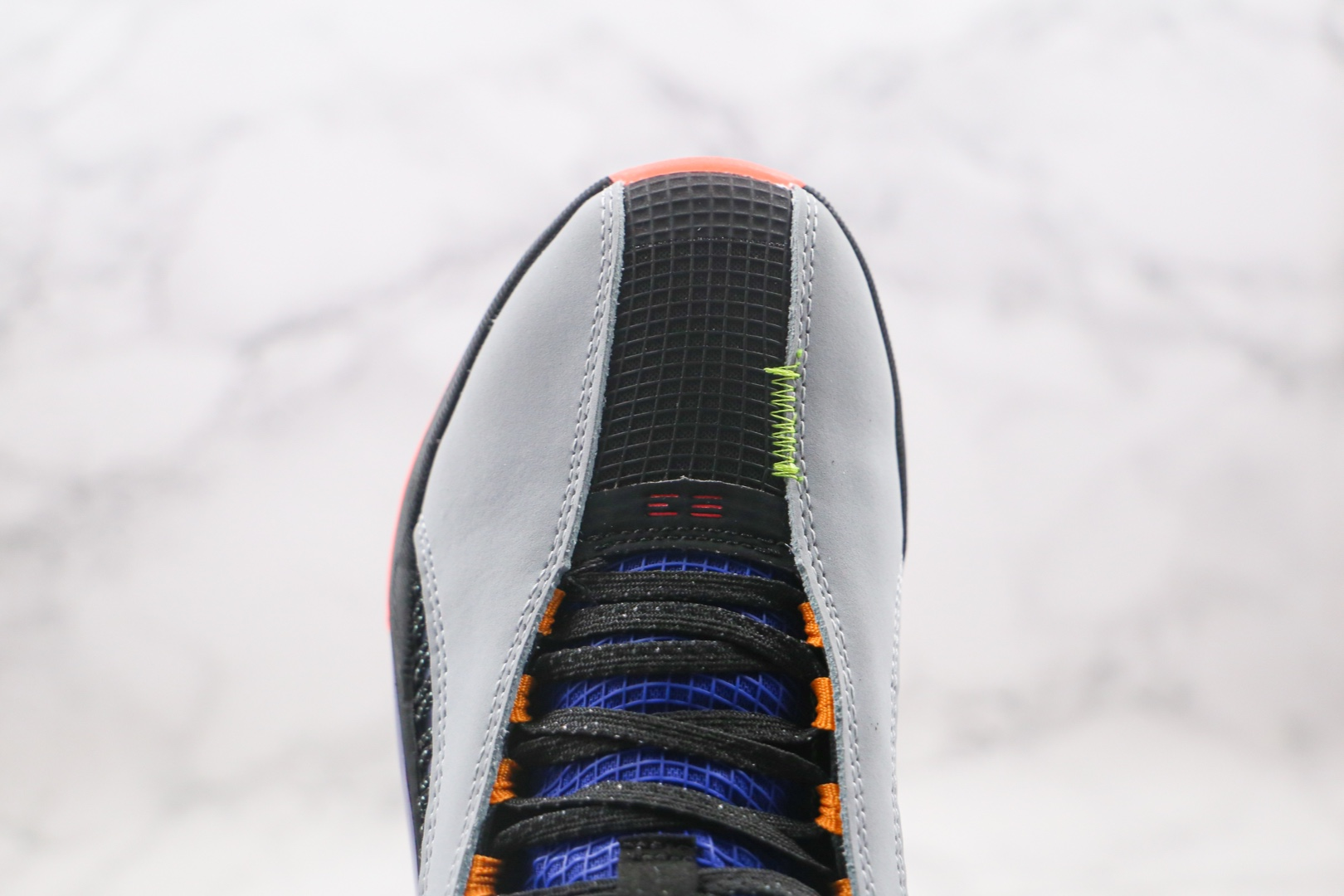 乔丹Air Jordan Jordan XXXV纯原版本灰蓝粉AJ35代篮球鞋内置气垫支持实战 货号:DC1493-001