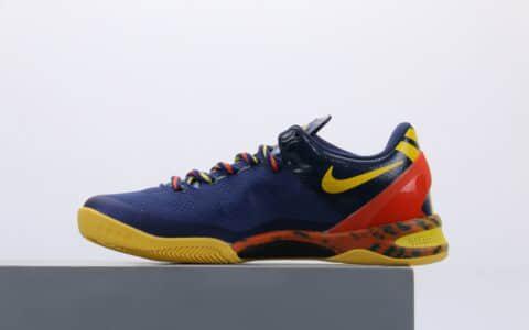 耐克Nike Zoom Kobe 7 Galaxy LR纯原版本科比7代全明星火花中国行限量版篮球鞋内置真实碳板支持实战 货号:555035-402