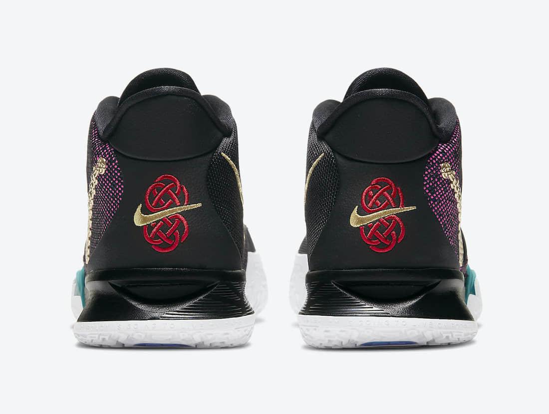 """中国结中国年!Nike Kyire 7 """"CNY""""官图释出! 货号:CQ9327-006"""