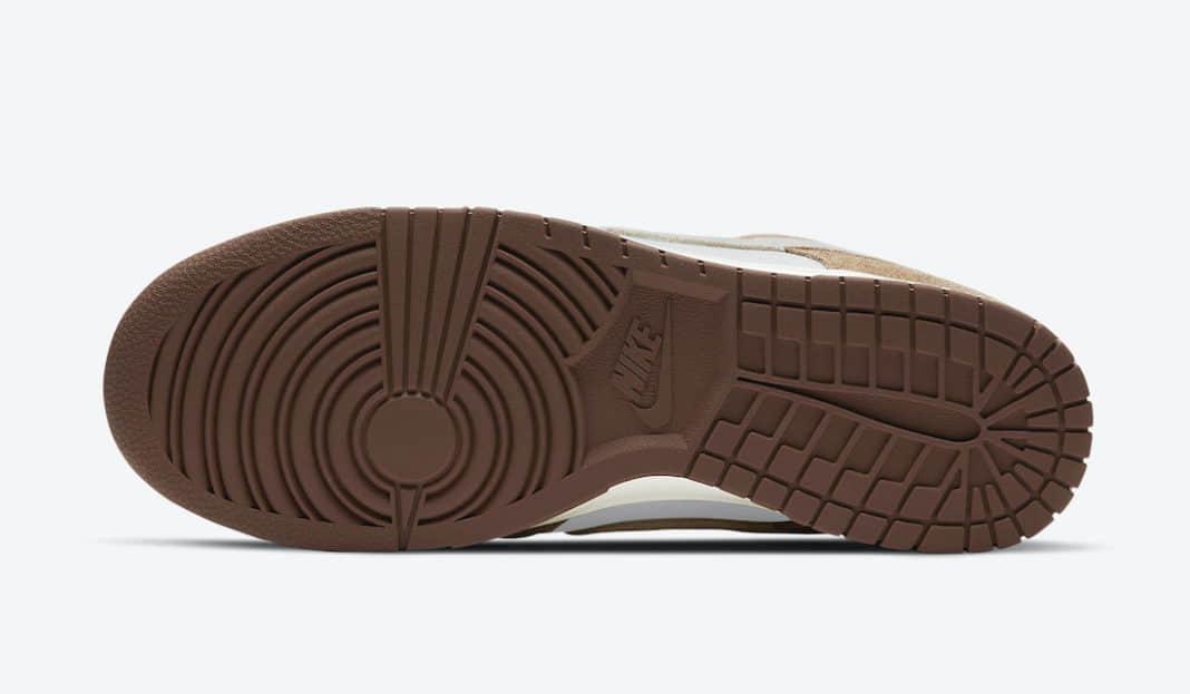 """全新Nike Dunk Low """"Medium Curry""""首度曝光!颜值不低! 货号:DD1390-100"""