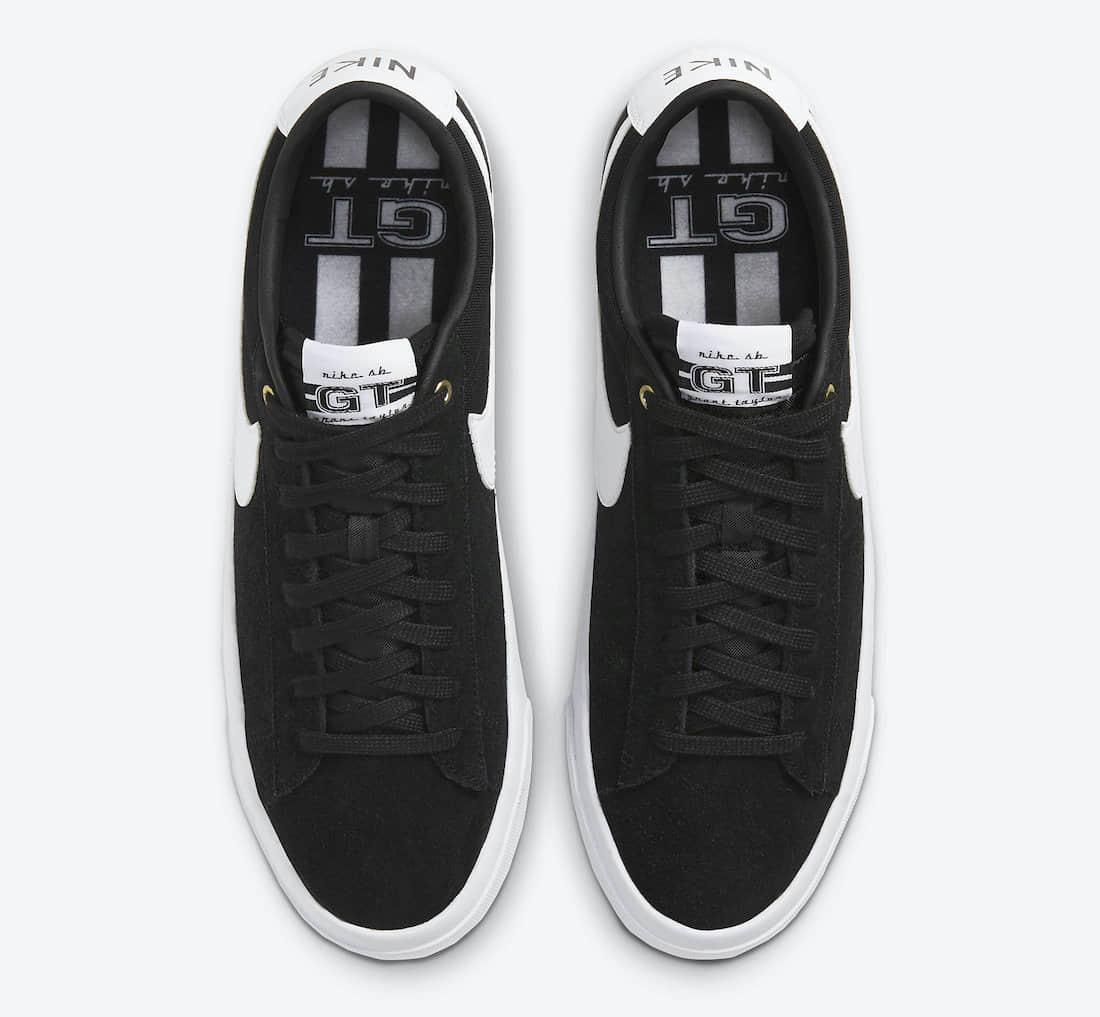 知名滑手联名!全新Nike SB Blazer Low GT现已发售! 货号:DC7695-002