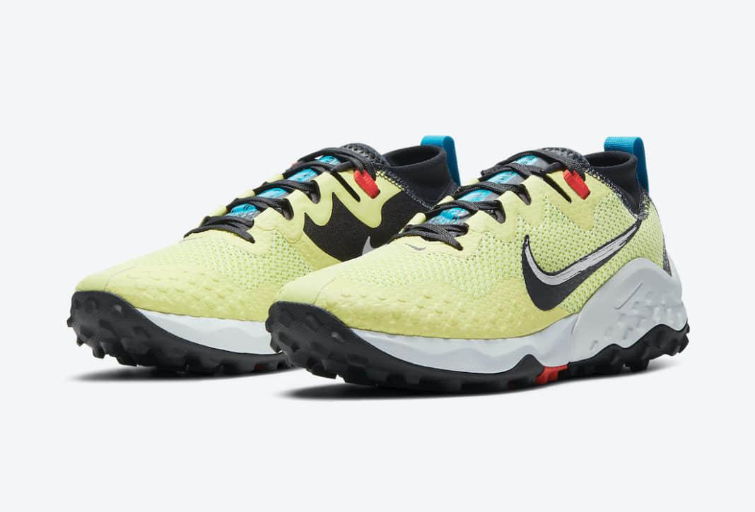 Nike全新越野跑鞋Wildhorse 7即将登场!