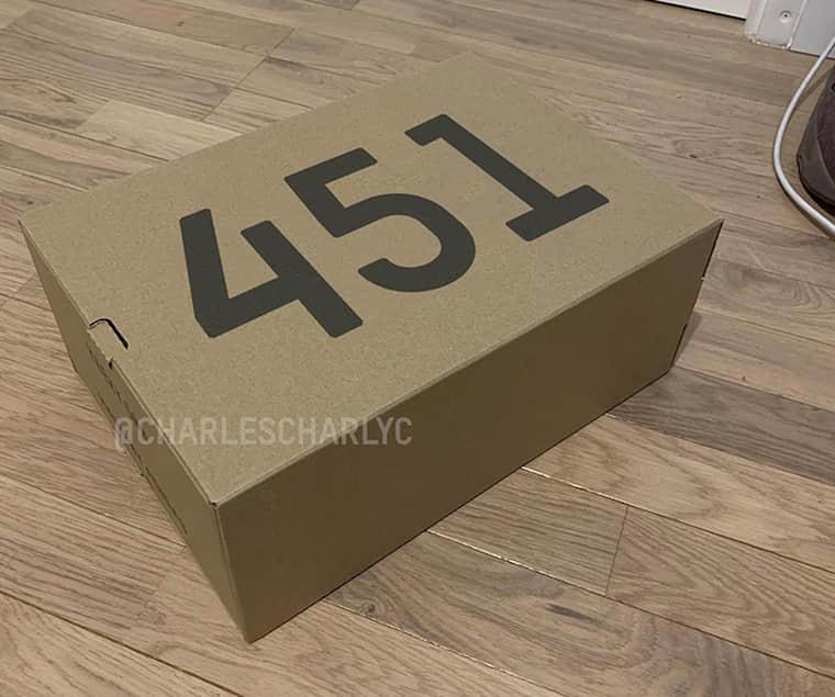 侃爷火山鞋终于来了!adidas Yeezy 450最新实物曝光!下月发售!