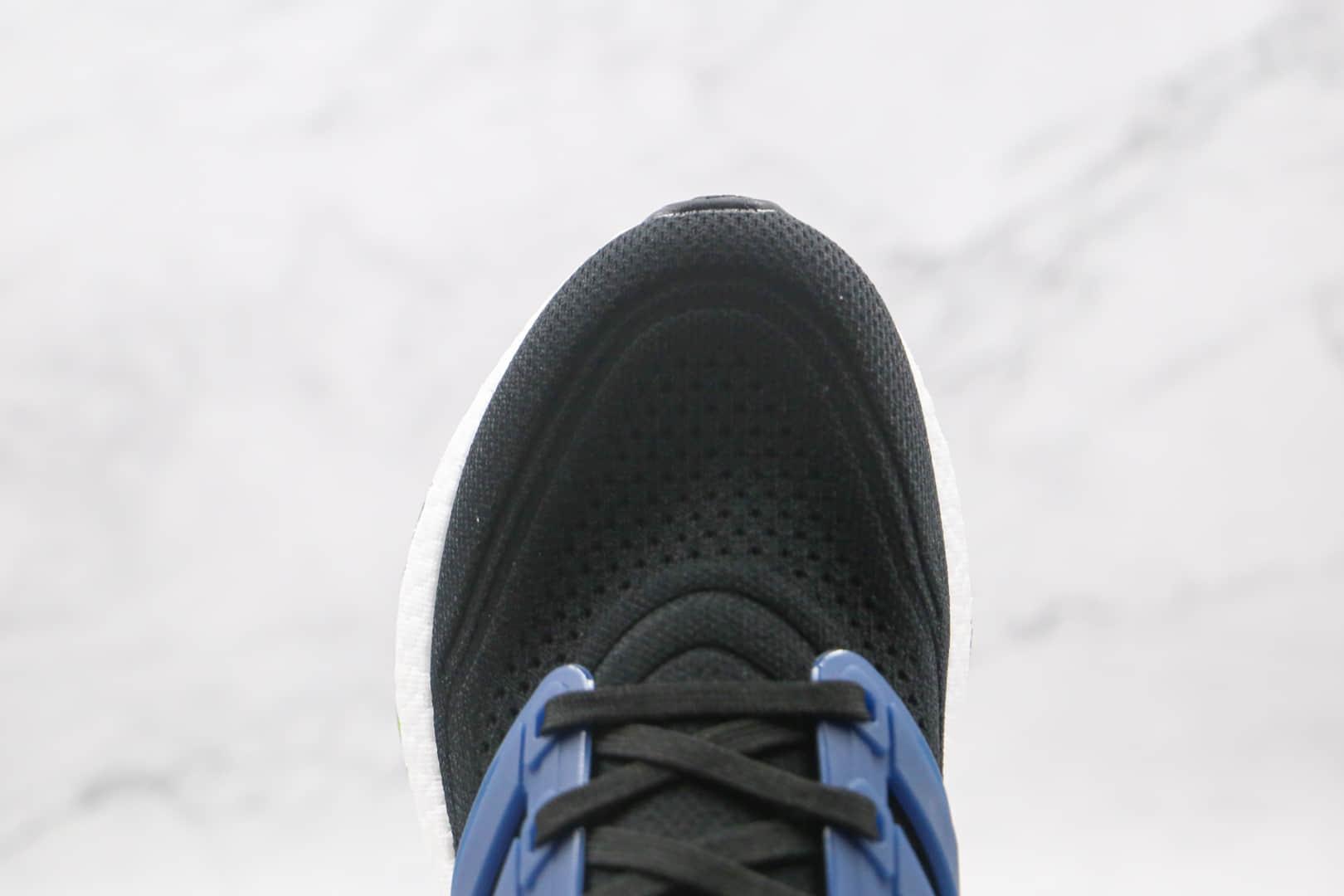 阿迪达斯adidas ultra boost 2021纯原版本爆米花跑鞋UB7.0黑蓝绿色原盒原标 货号:FY0568