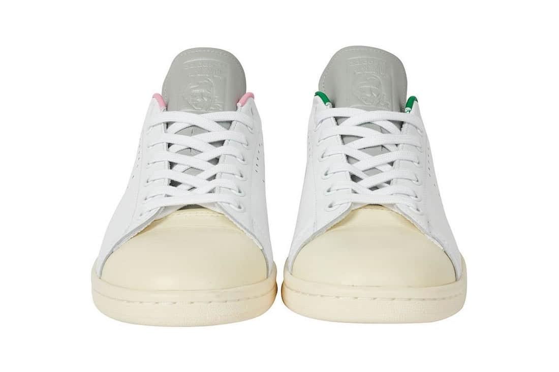 Palace x adidas Stan Smith联名后天发售!鸳鸯细节亮了!