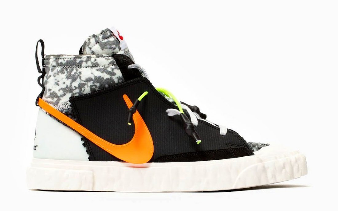 READYMADE x Nike Blazer Mid本月月底登场!入手要快!