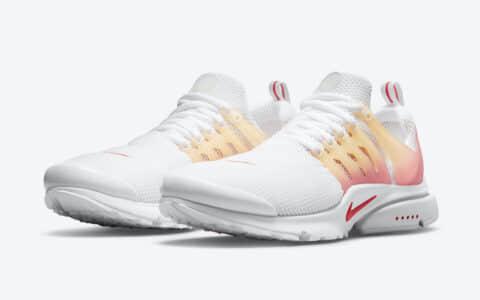 清爽渐变跑鞋!Nike Air Presto新配色登场! 货号:DM2837-100