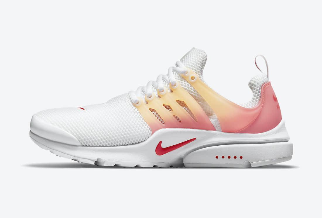 清爽渐变!Nike Air Presto新配色登场! 货号:DM2837-100