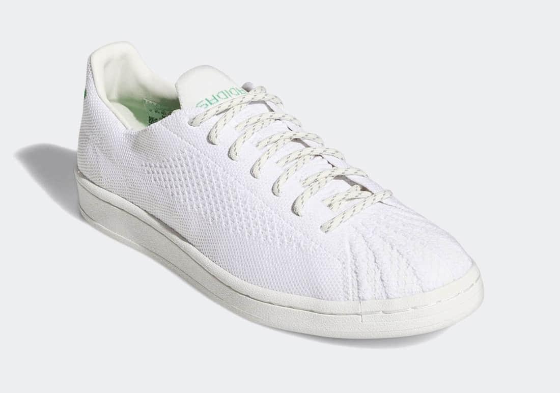 全新菲董 x adidas Superstar后天发售!编织贝壳头!