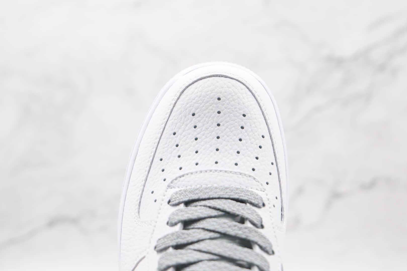 耐克Nike Air Force 1 Low 07纯原版本低帮空军一号冰蓝满天星板鞋内置气垫原盒原标 货号:AQ2566-201