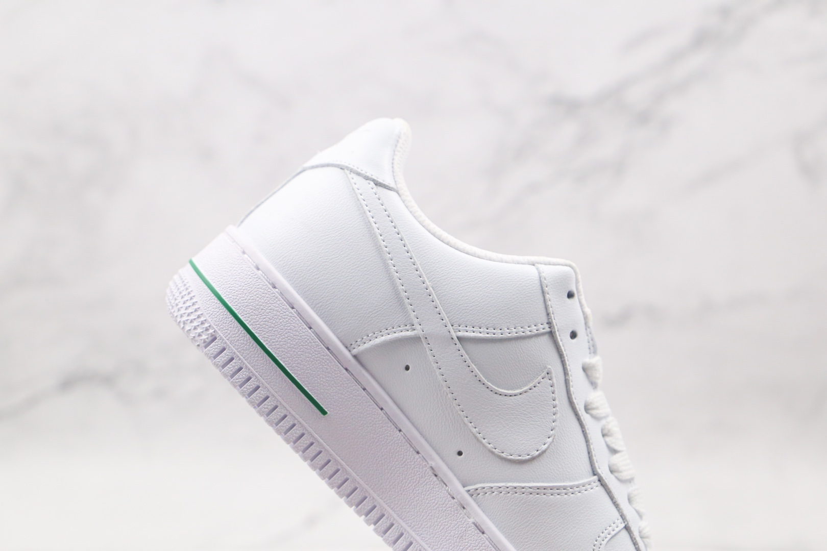 耐克Nike Air Force 1 Low White Rose纯原版本低帮空军一号白玫瑰板鞋原楦头纸板打造 货号:CU6312-100
