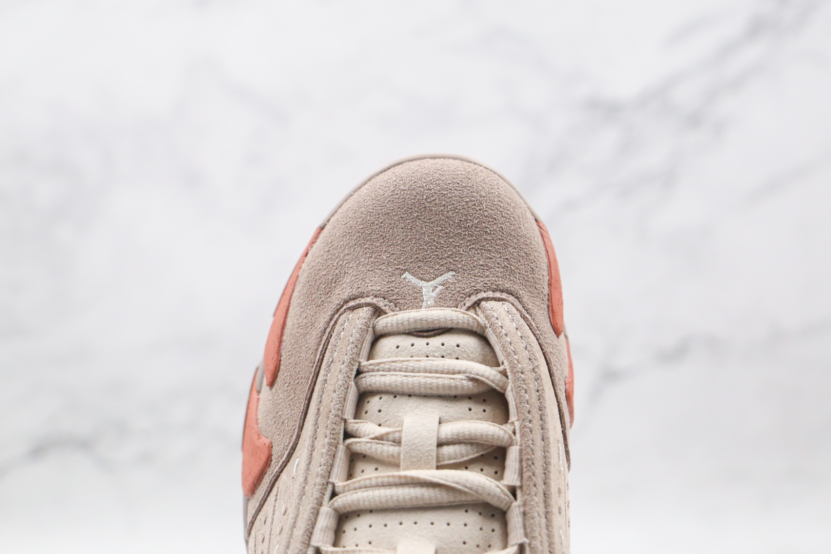 乔丹Air Jordan 14 Low x CLOT陈冠希联名款纯原版本兵马俑AJ14中国结铜钱篮球鞋原盒原标 货号:DC9857-200