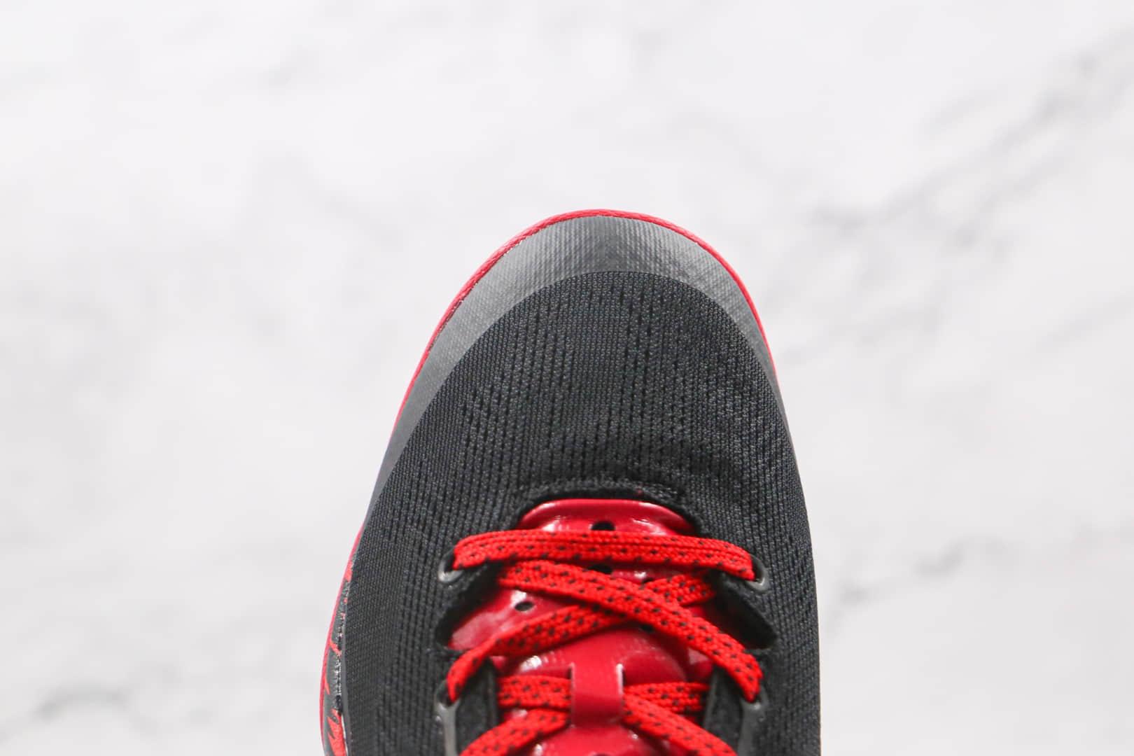 耐克Nike Kobe 8 System纯原版本科比8代黑红反光钩篮球鞋内置真实碳板气垫 货号:613959-002
