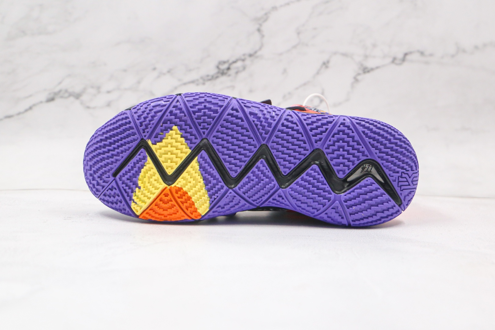 耐克Nike Kybrid S2 Ep Chinese New Year纯原版本欧文S2签名款CNY配色实战篮球鞋内置真实气垫 货号:DD1469-600