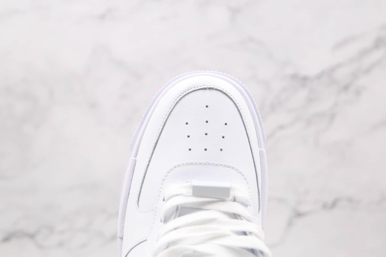 耐克Nike Air Force 1 Pixel SE纯原版本低帮空军一号豹纹板鞋原盒原标原档案数据开发 货号:CV8481-100