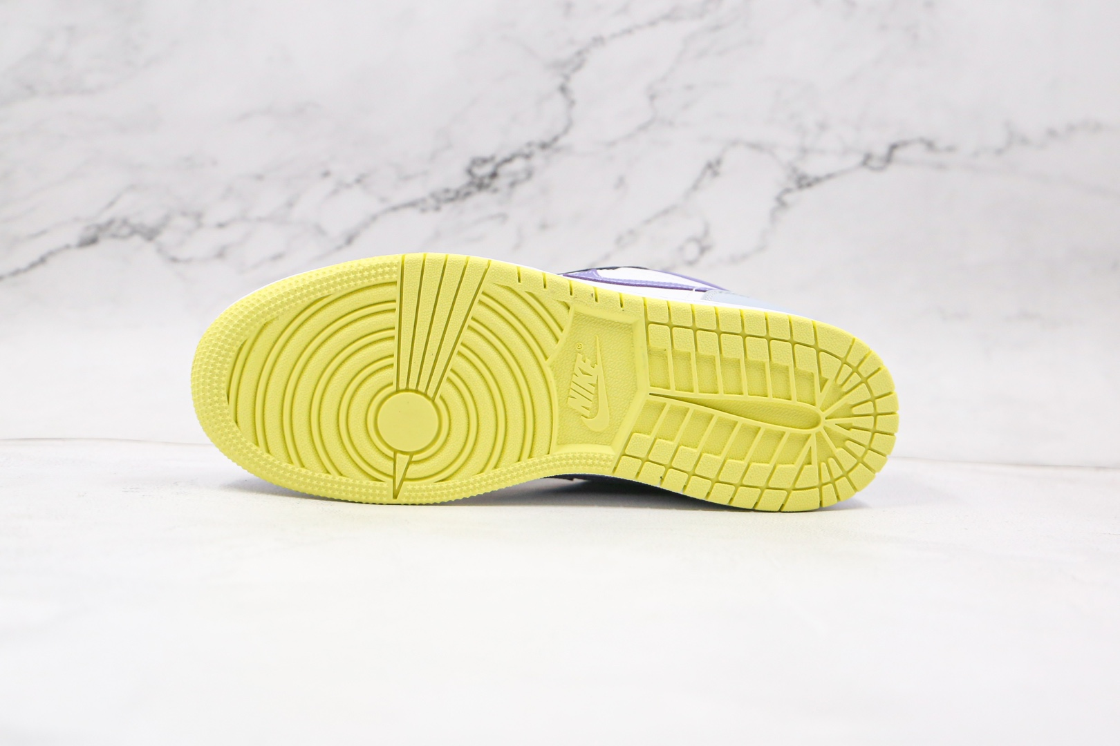 乔丹Air Jordan 1 Low SE纯原版本低帮AJ1粉紫鸳鸯板鞋原档案数据开发 货号:DJ4342-400