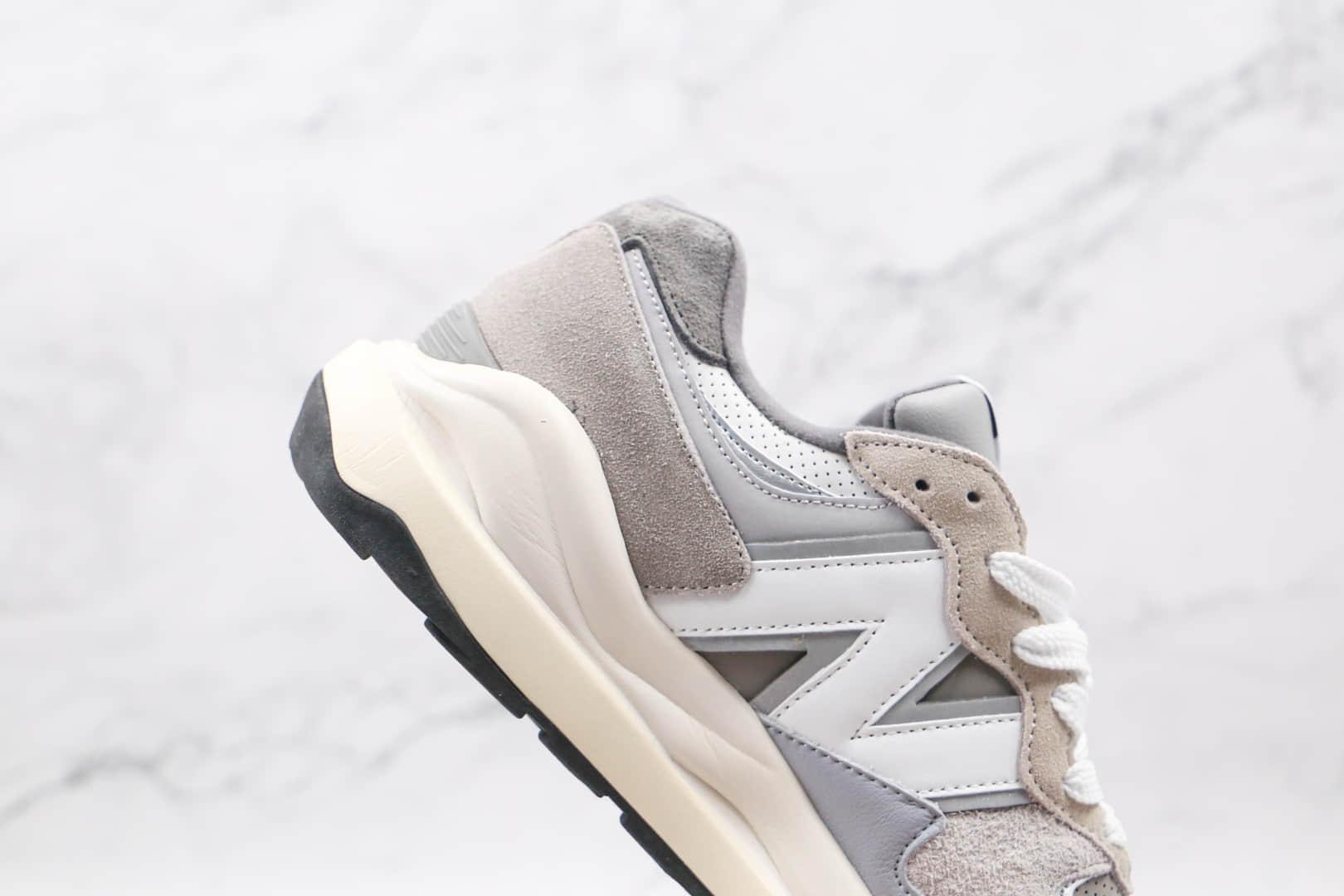 新百伦New Balance 5740纯原版本复古慢跑鞋NB5740元组灰原档案数据开发 货号:M5740TA