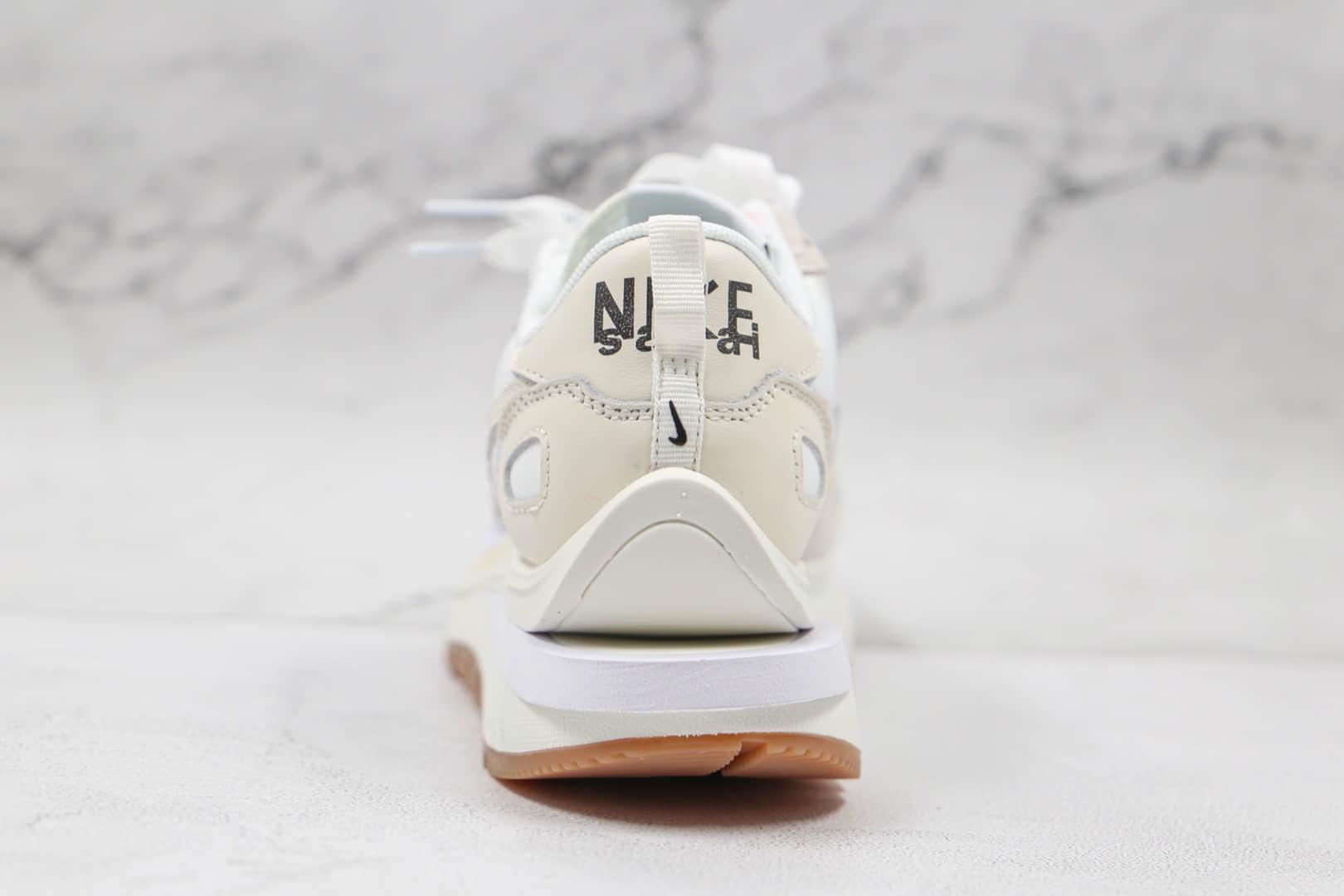 耐克Nike regasus vaporrly SP x Sacai联名款纯原版本华夫二代白色解构鞋原档案数据开发 货号:DD1875-100