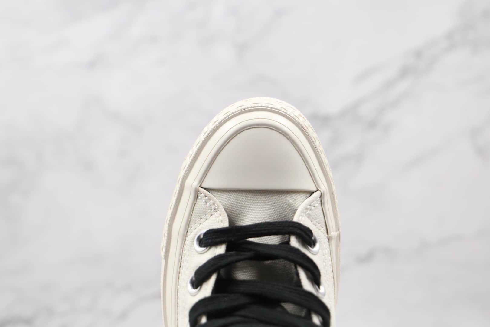 匡威Converse Chuck 70公司级版本高帮百家衣配色硫化帆布板鞋原档案数据开发