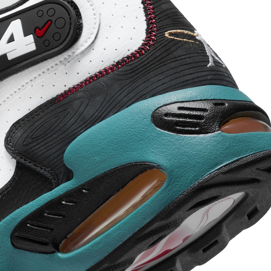 传奇棒球手Ken Griffey Jr.签名战靴Nike Air Griffey Max 1新配色曝光!
