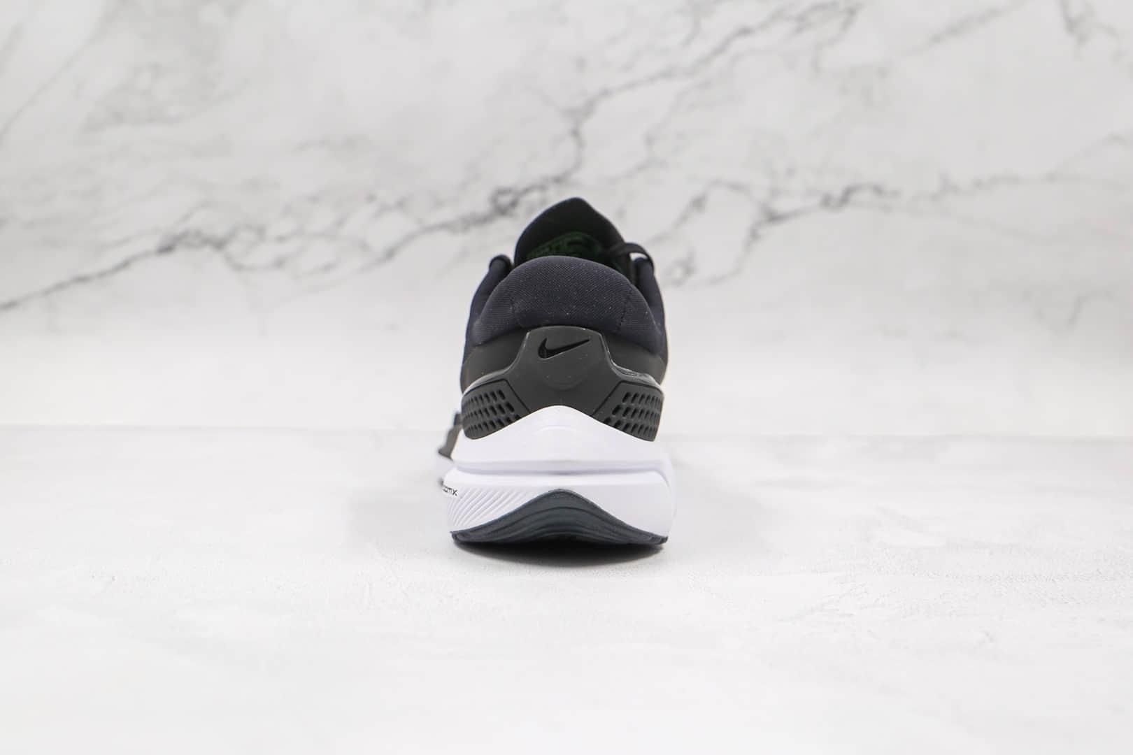 耐克Nike Air Zoom Vomero 15纯原版本登月15代黑色网面透气跑鞋原楦头纸板打造 货号:CU1855-001