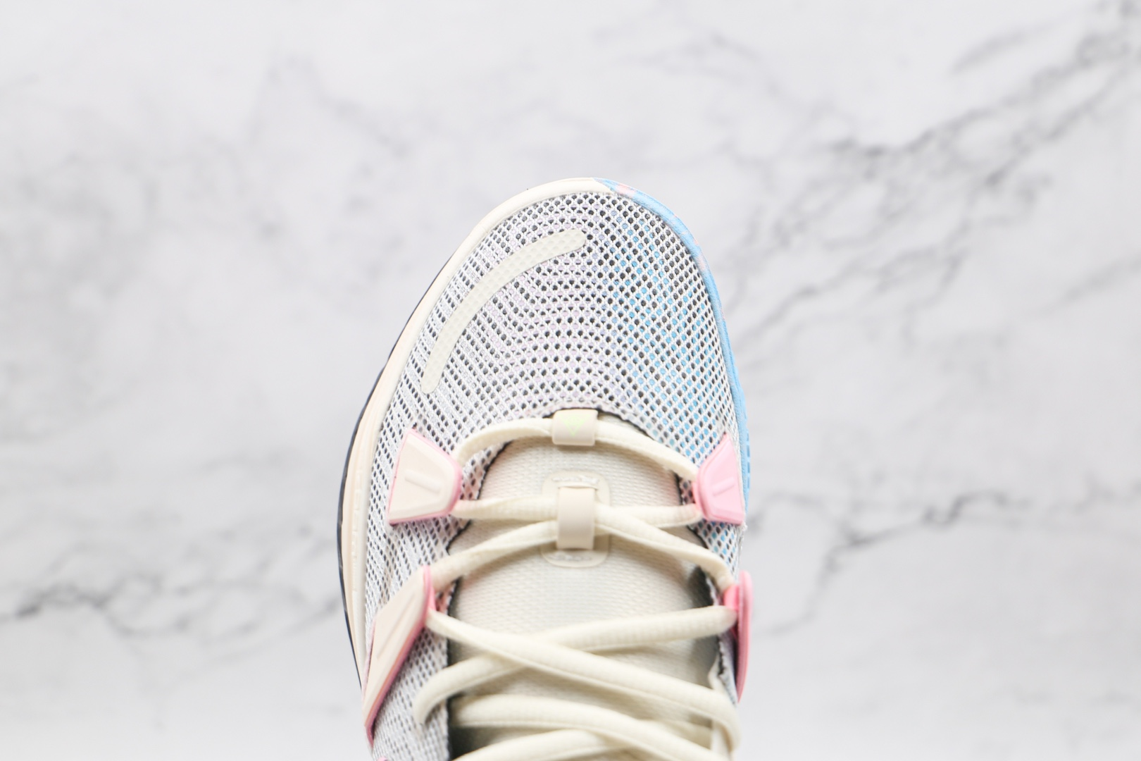 耐克NiKe Kyrie 7 Horus EP x Concepts联名款白粉蓝欧文7代篮球鞋内置气垫支持实战 货号:CZ0143-100