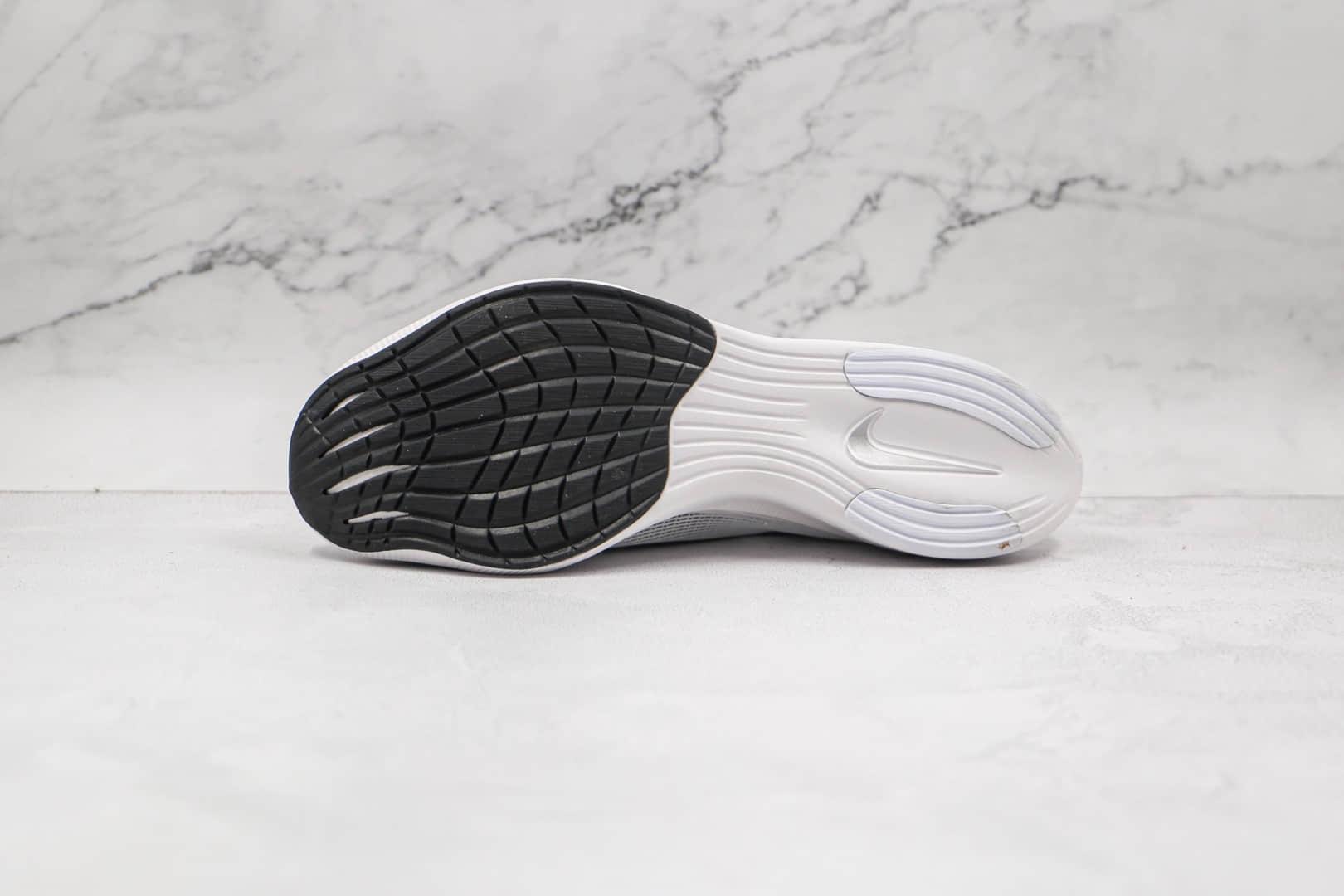 耐克Nike ZoomX Vaporfly Next%纯原版本白银色Next%半透明网纱跑步鞋原楦头纸板打造 货号:CU4123-100