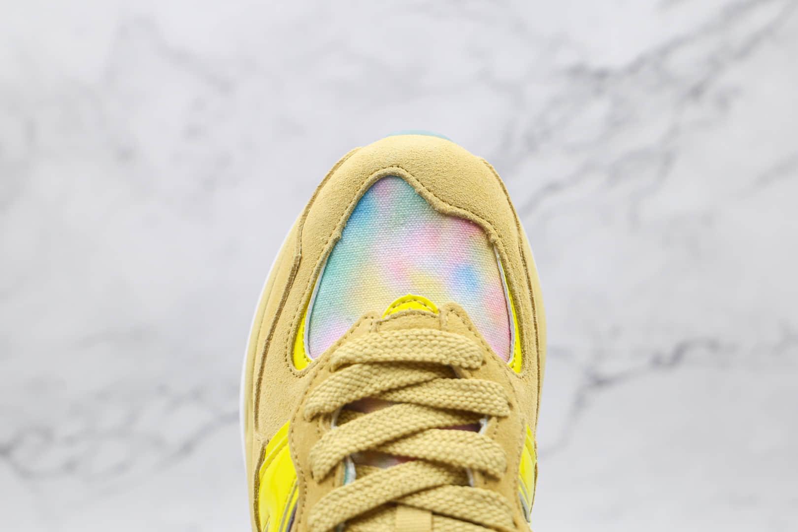 新百伦New Balance 5740纯原版本柠檬黄色NB5740复古老爹鞋原盒原标 货号:M5740LY