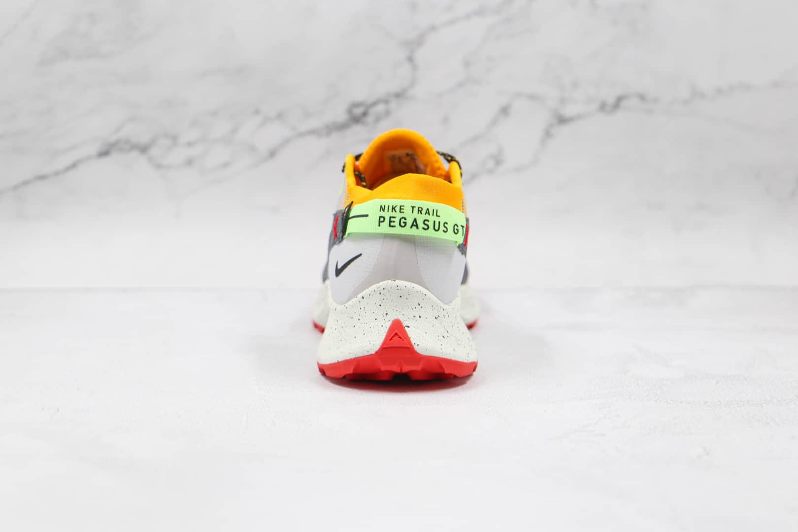 耐克Nike Zoom Pegasus Trall 2纯原版本登月2代黑灰色马拉松跑步鞋原楦头纸板打造 货号:CK4305-212