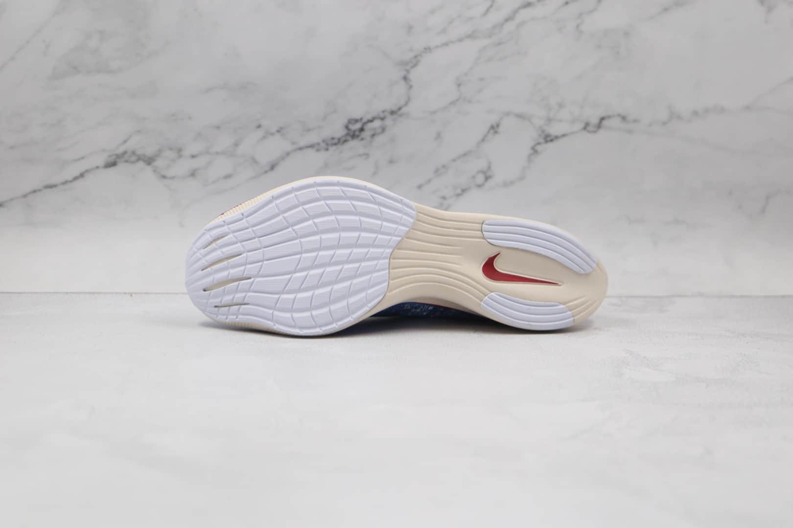 耐克Nike ZoomX Vaporfly Next%纯原版本马拉松蓝色next%半透明网纱跑鞋原楦头纸板打造 货号:DD8337-400