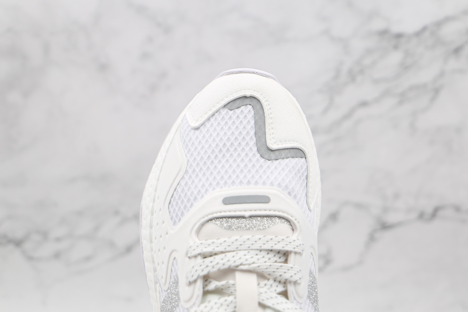 阿迪达斯Adidas Day Jogger 2021 Boost纯原版本夜行者二代白色满天星爆米花跑鞋原档案数据开发 货号:FW4046