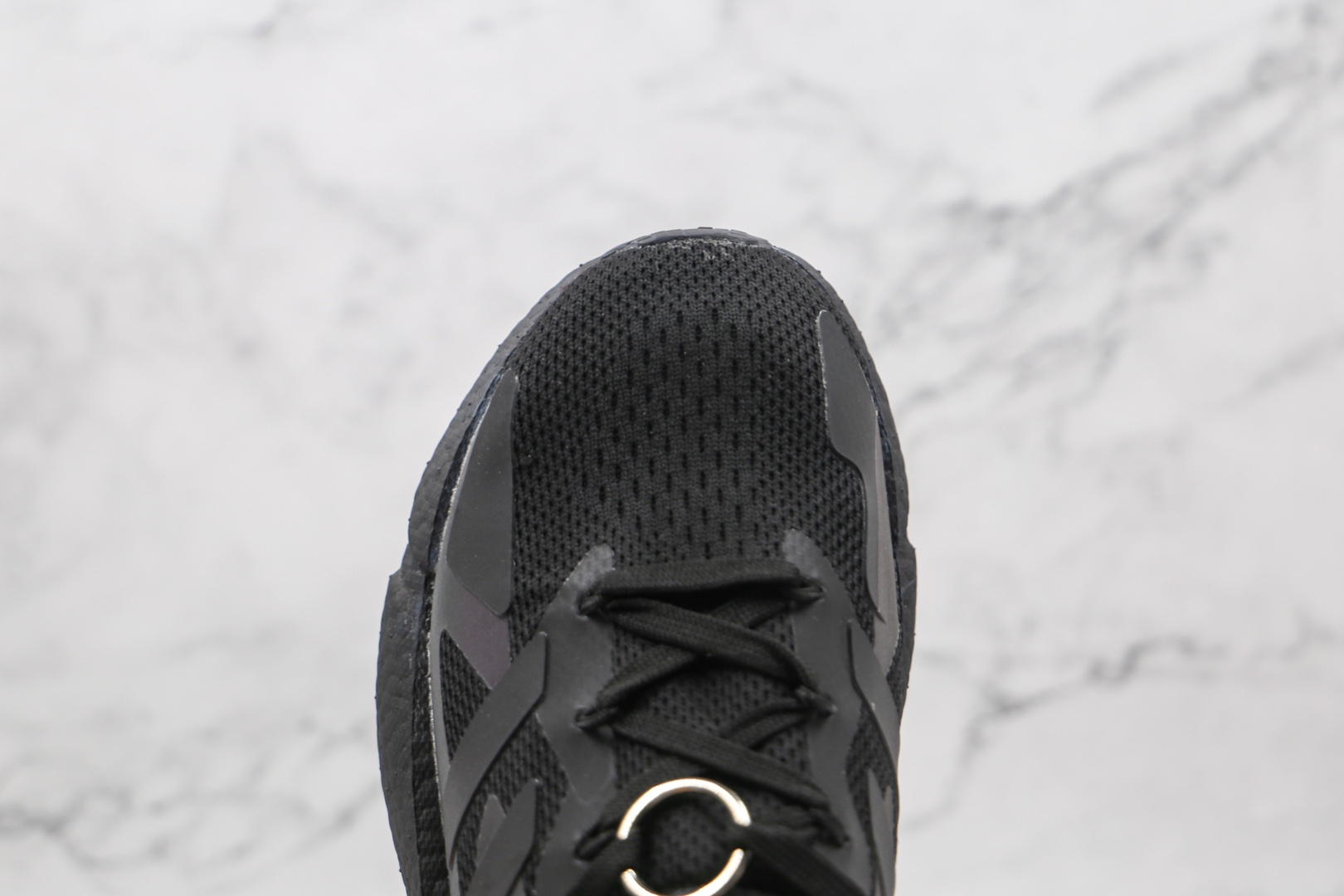 阿迪达斯adidas Boost X9000L4公司级版本贝壳汉姆同款爆米花跑鞋黑紫炫彩原纸版打造 货号:NMD888