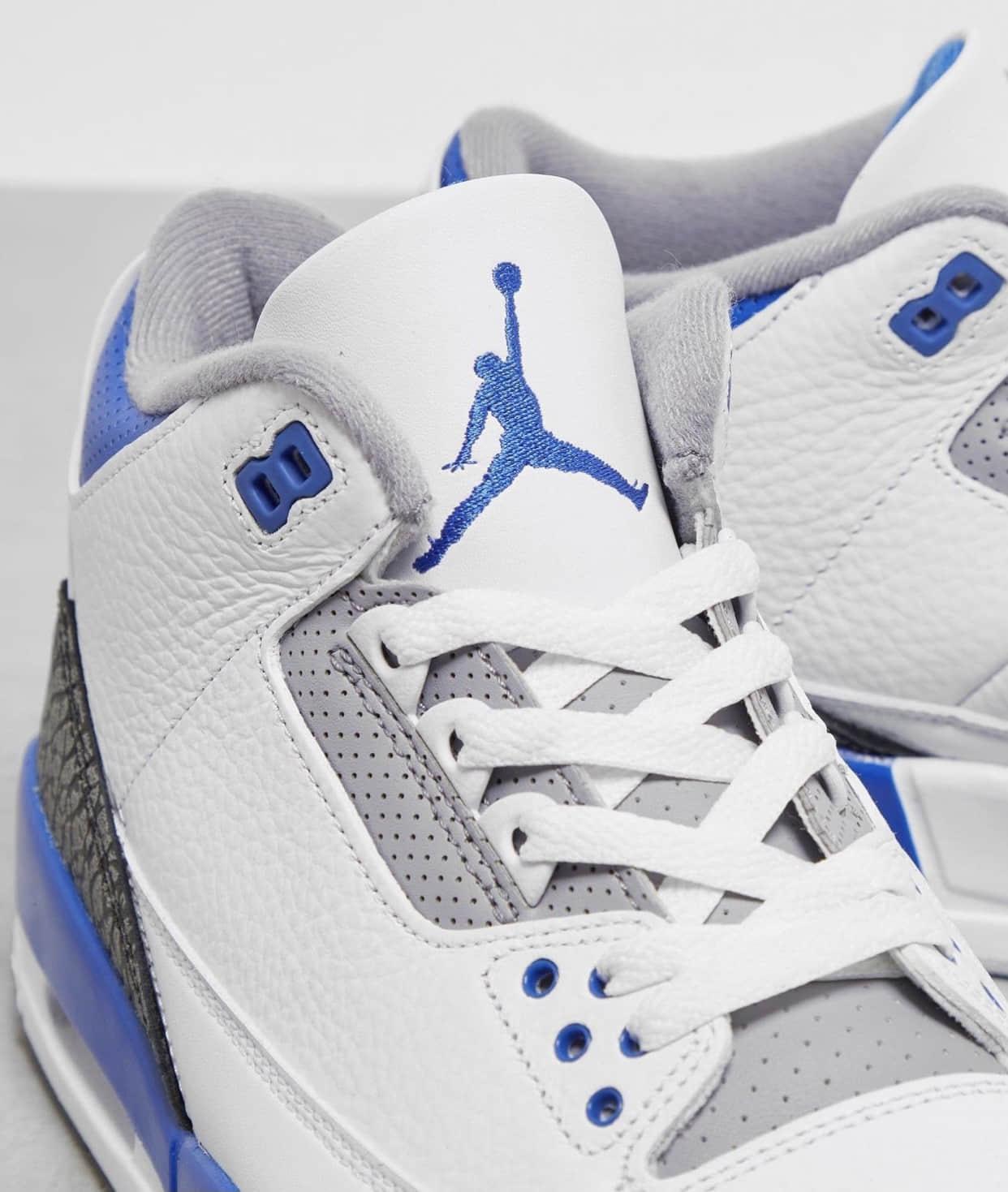 """""""大闪电""""AJ3?黑色爆裂纹亮了!全新Air Jordan 3下月发售! 货号:CT8532-145"""