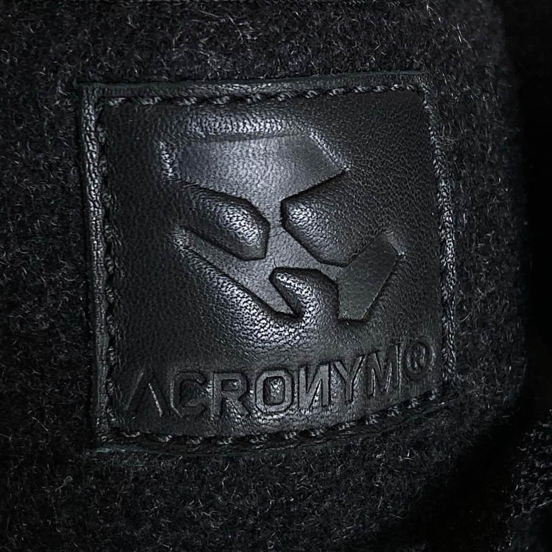 全新Acronym x Nike Dunk实物曝光!有点酷!