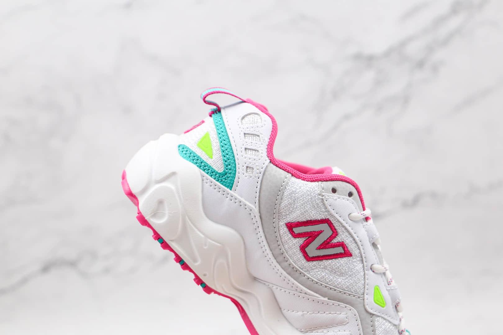 新百伦New Balance ML703纯原版本复古NB703白红色3m反光慢跑鞋原盒原标 货号:WL703BF