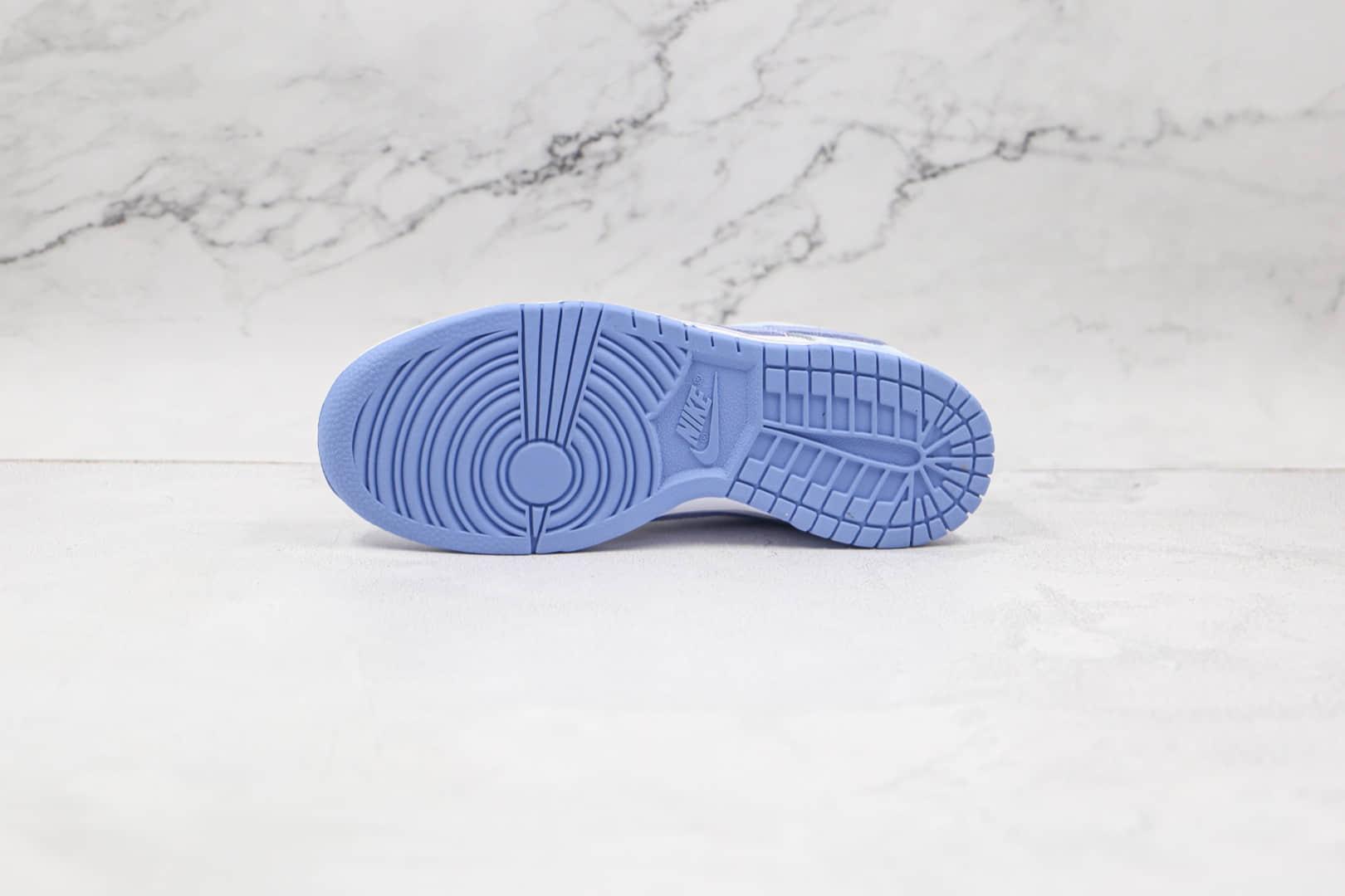 耐克Nike Dunk Low Purple Pulse纯原版本低帮DUNK紫色水洗配色板鞋内置气垫 货号:DM9467-500