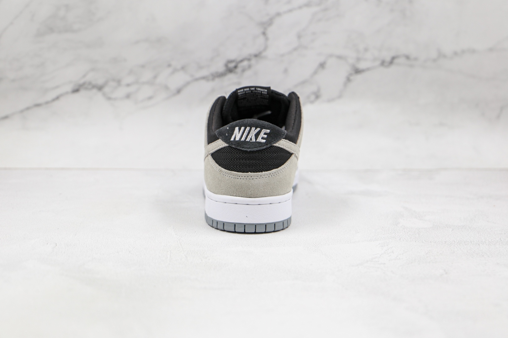 耐克Nike SB Dunk Low Pro纯原版本低帮SB DUNK黑白奥利奥板鞋内置气垫 货号:854866-001