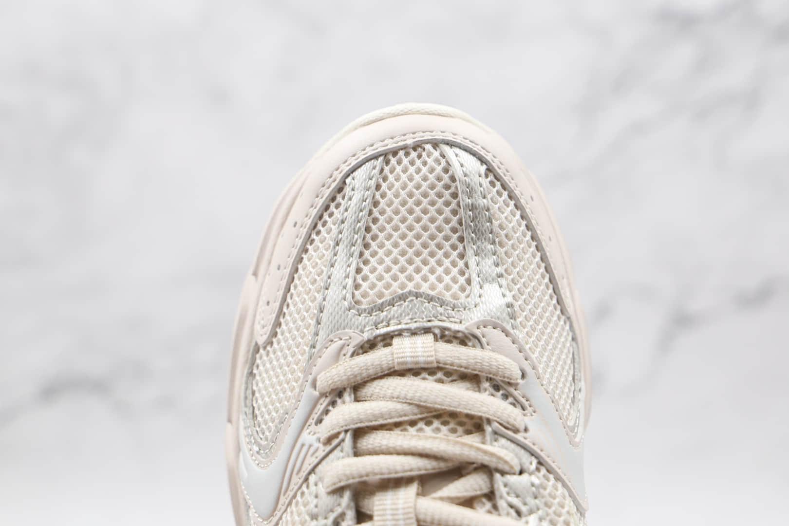 新百伦New Balance 530公司级版本小红书爆款网面复古跑鞋NB530奶茶色原档案数据打造 货号:MR530AA1