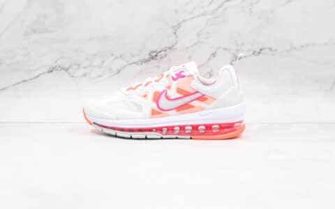 耐克Nike Air Max Genome纯原版本白粉色Genome气垫鞋原档案数据开发 货号:CZ1645-101