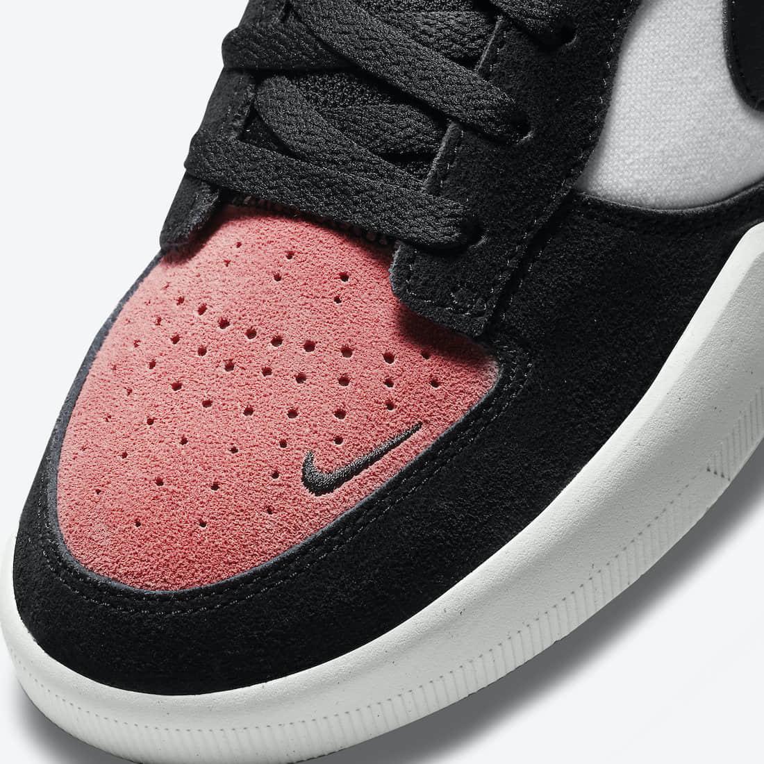耐克新鞋!全新Nike SB Force 58首度曝光! 货号:CZ2959-400