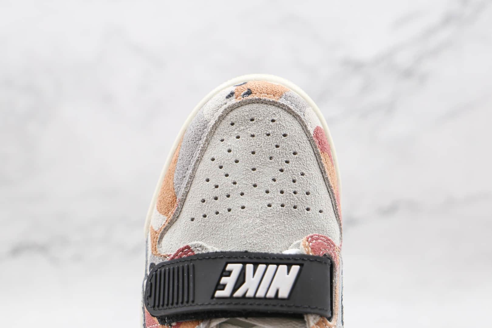 乔丹Air Jordan Legacy 312 high纯原版本高帮AJ312沙漠迷彩板鞋原档案数据开发 货号:AV3922-126