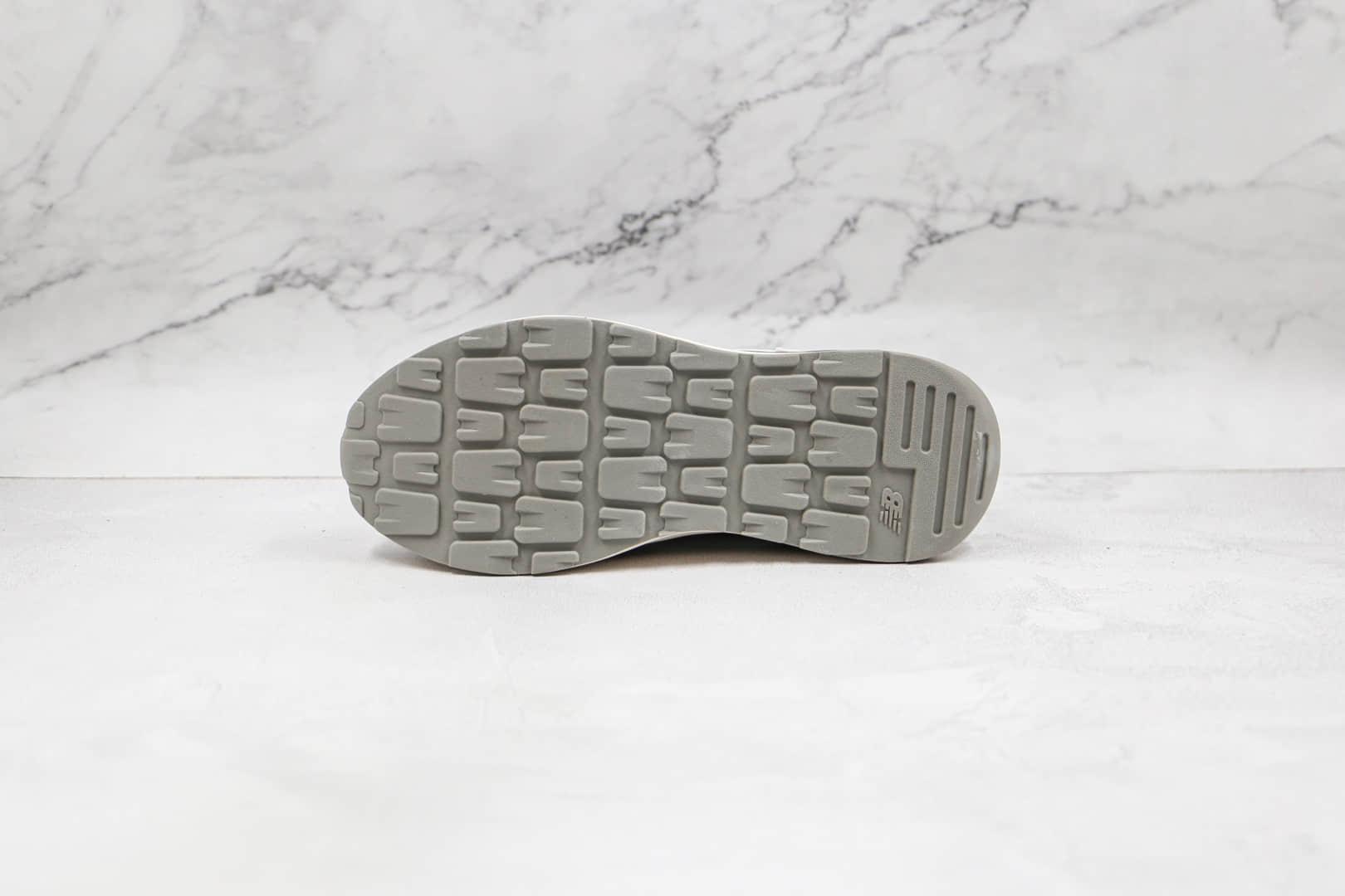 新百伦New Balance 5740纯原版本网面白灰色复古NB5740慢跑鞋原档案数据开发 货号:M5740WD