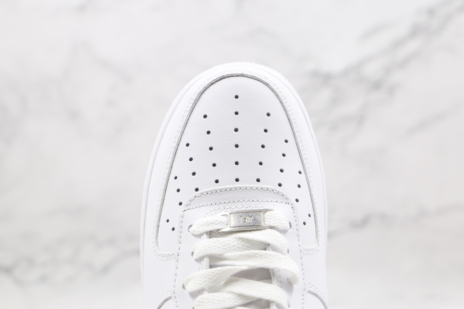 耐克Nike Air Force 1 Low'07纯原版本低帮空军一号白红蓝色鸳鸯浪花水滴板鞋内置气垫 货号:CW2288-111