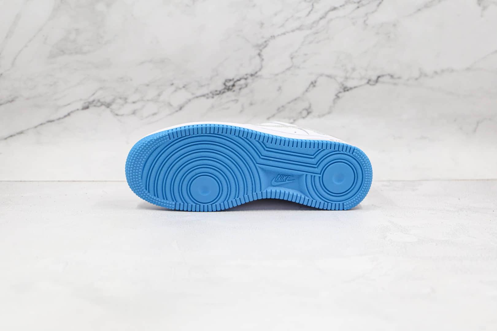 耐克Nike Air Force 1 Low The Great Unity纯原版本低帮空军一号白色贴纸阴阳篮球篮板板鞋原档案数据开发 货号:DM8088-100